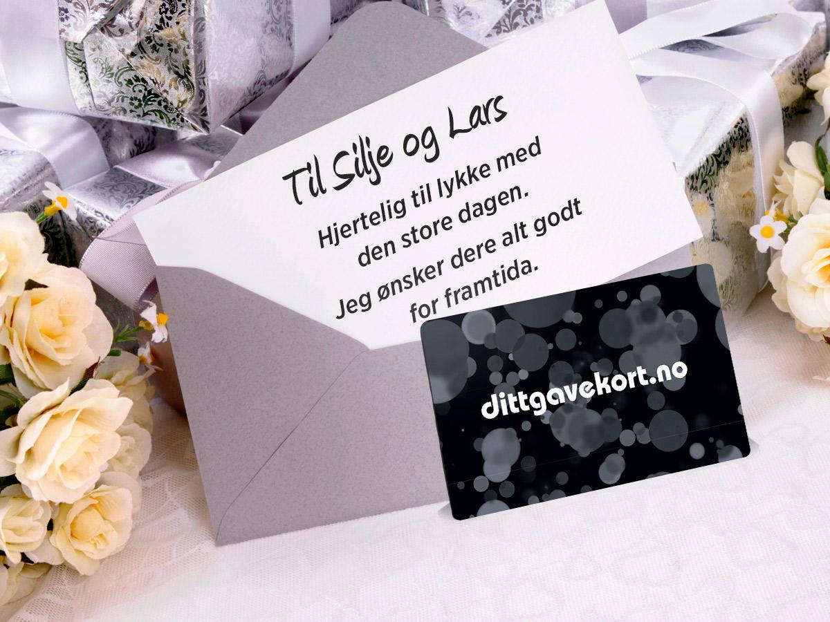 Bryllupspengergave: å pakke penger gaver til bryllupet